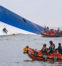 Al menos 62 desaparecidos al hundirse un ferry frente a las costas de Tonga