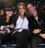 Alejandro Sanz y Eva Longoria comparten arrumacos e intimidades en Desde cuando