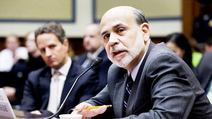 Bernanke dice que la recesión acabará este año sólo si los mercados se estabilizan