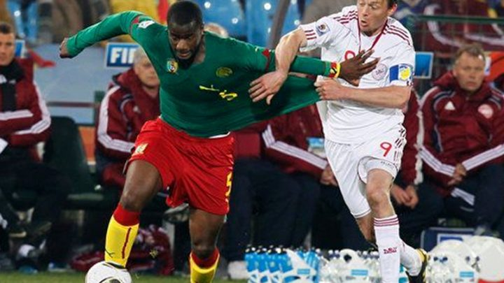 Dinamarca deja fuera a Camerún