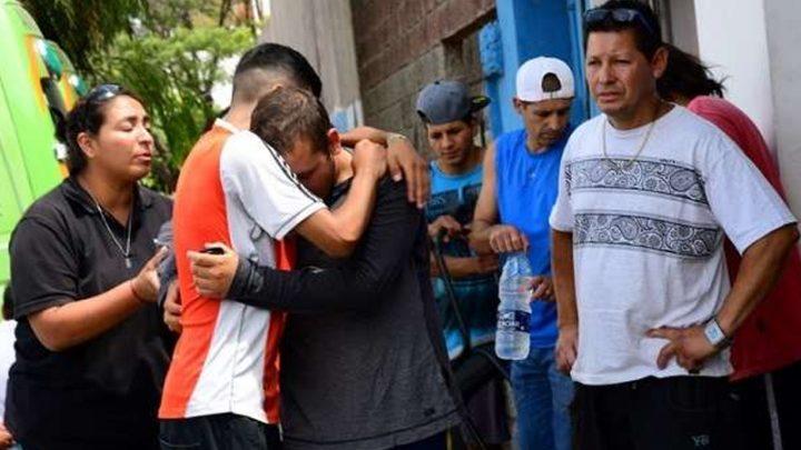 Fusilaron a 17 jóvenes en Juárez