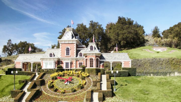 Michael Jackson se expone a perder su rancho Neverland