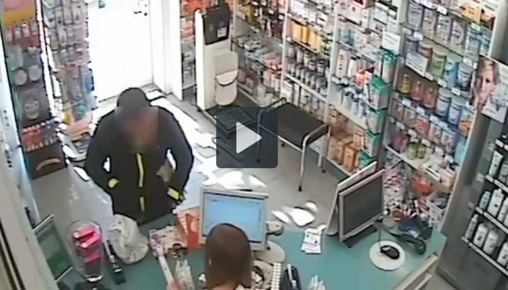 Detienen a dos ladrones que asaltaban cafeterías y restaurantes en el Eixample